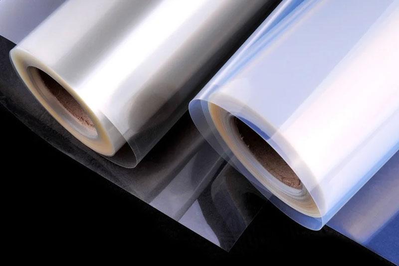 Độ dày của màng đơn phụ thuộc vào chất liệu và vật liệu tráng ghép đi cùng - màng bopp, cpp, pet