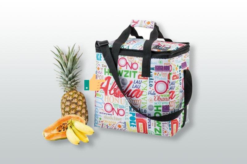 Vấn đề in ấn trên túi giữ nhiệt sẽ ảnh hưởng trực tiếp đến hiệu quả marketing thương hiệu thông qua sản phẩm này - mua túi giữ nhiệt