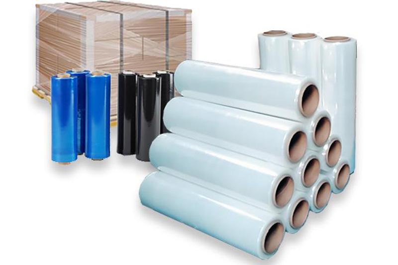 Màng nhựa PE thường được dùng để bảo vệ hàng hóa khi vận chuyển - màng nhựa dẻo
