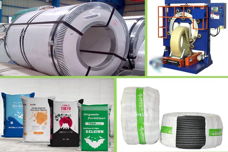 Mành PP dệt được dùng ở nhiều lĩnh vực như sản xuất bao bì nhựa PP, bọc lốp ô tô, dây điện
