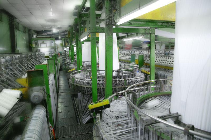 Nhà máy hiện đại - Cam kết chất lượng - sản xuất túi siêu thị xuất khẩu