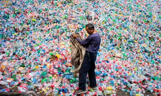 túi nylon, rác thải nhựa