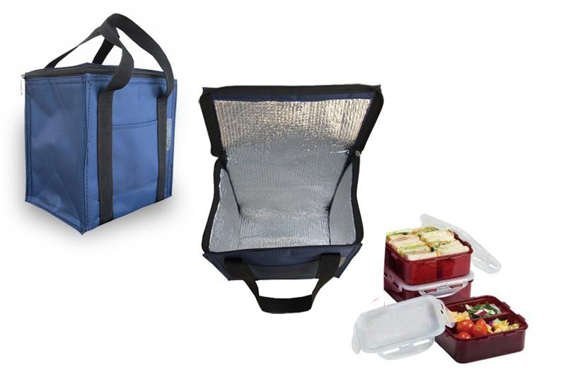 Cấu tạo túi giữ nhiệt làm từ vải bố - túi giữ nhiệt