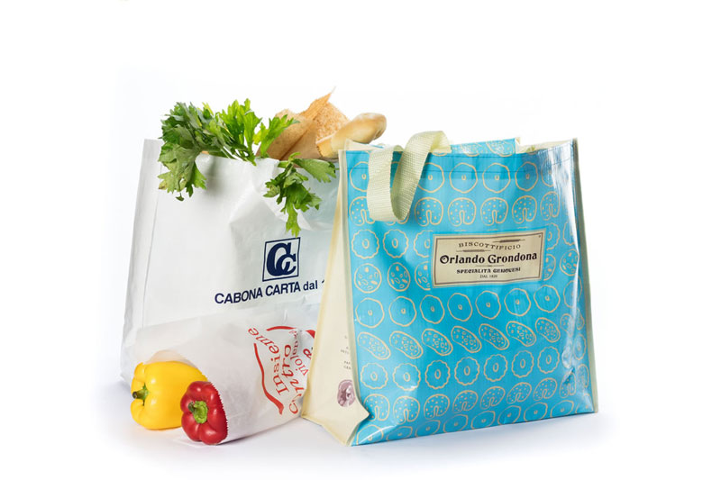 Túi siêu thị xuất khẩu có tiềm năng lớn trên thị trường thế giới - sản xuất túi siêu thị xuất khẩu
