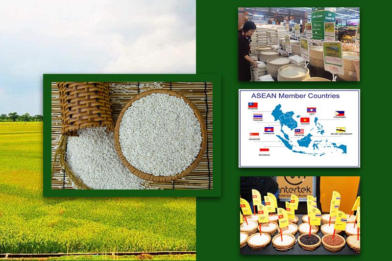 Các doanh nghiệp gạo cần nghiên cứu thị trường để chọn ra thị trường mục tiêu - thương hiệu ngành lúa gạo