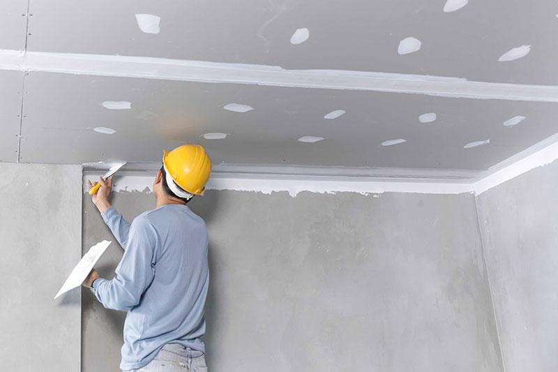 Bột trét tường giúp nâng cao tính thẩm mỹ của công trình - tác hại của bột trét tường