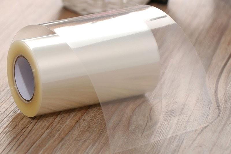 Màng nhựa OPP có bề mặt bóng và trong suốt - màng nhựa opp