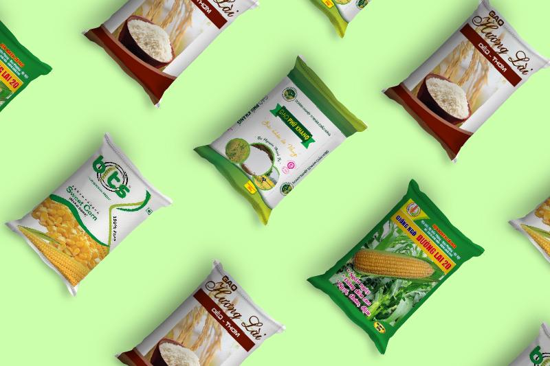 Các sản phẩm bao bì đẹp, đạt chuẩn - vai trò của bao bì sản phẩm