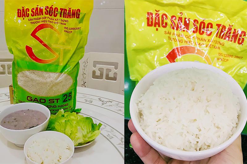 tình hình xuất khẩu gạo