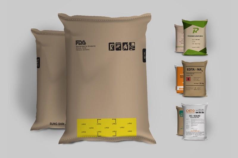 Bao bì giấy Kraft đang dần thay thế bao bì giấy couche trên thị trường