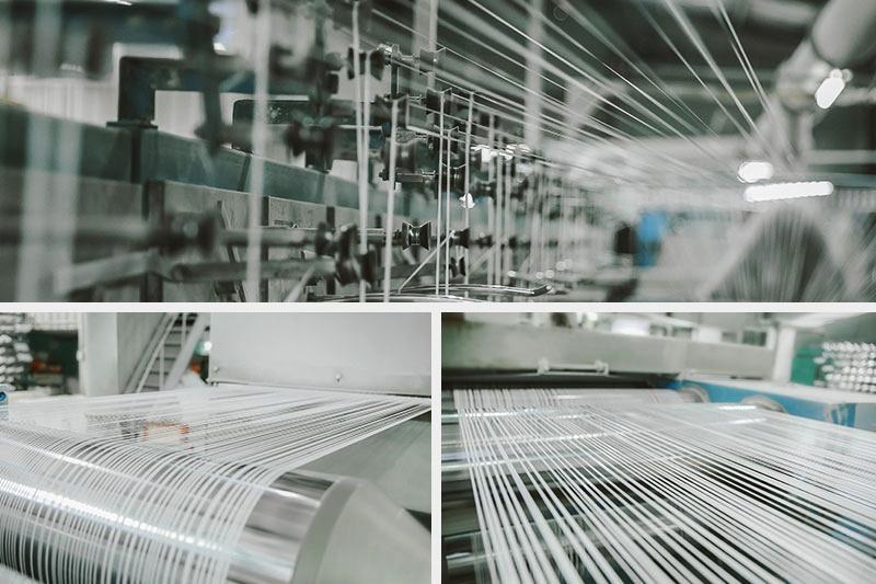 Bao Bì Ánh Sáng sở hữu hệ thống dây chuyền, trang thiết bị sản xuất hiện đại
