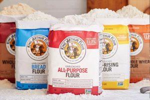 Mẫu bao bì đựng bột mì đẹp trên thị trường hiện nay