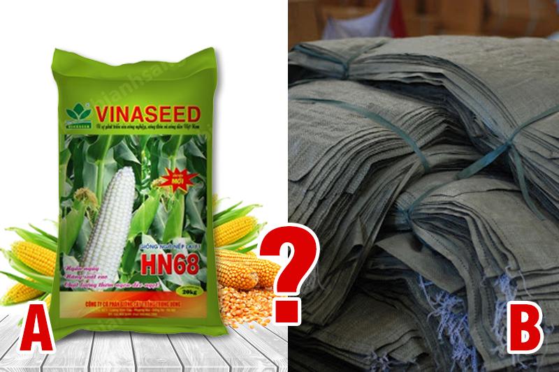 Bao bì giá rẻ khó lòng bảo vệ tốt được sản phẩm bên trong