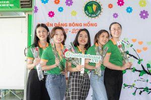 duyên dáng phụ nữ Việt Nam