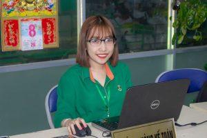 Thảo Trinh - cô kế toán trẻ đầy nhiệt huyết và đam mê với nghề